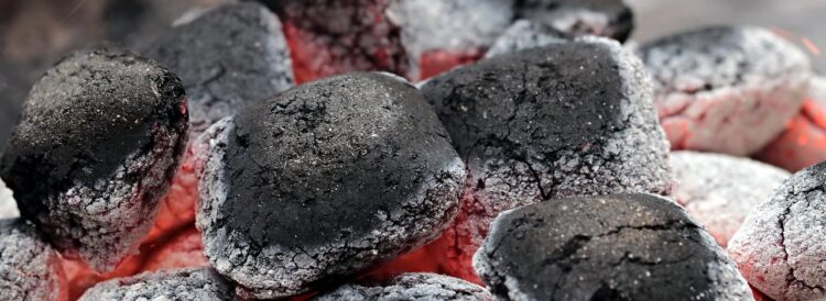 Hot Coals Heat Treatment